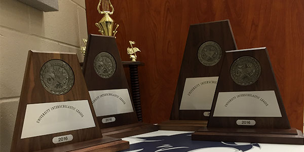 Symphony Sweeps at UIL Competition