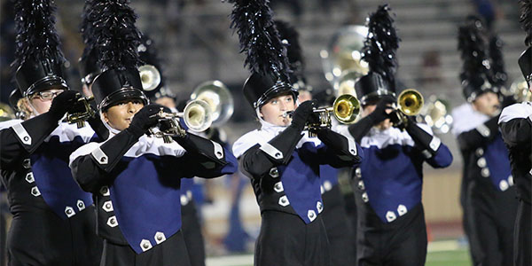 Band Competes in First Contests of the Year