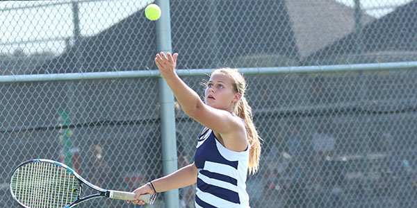 Tennis Moves on to Playoffs