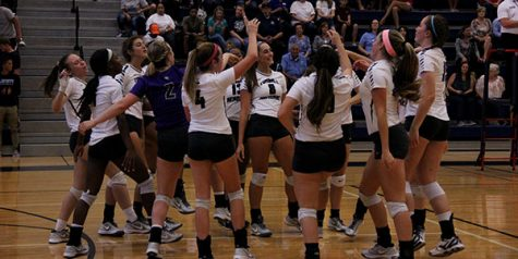 Volleyball Falls Short at Playoff Game