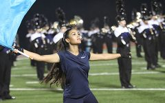 Color Guard Begins Contest Season Strong With New Director