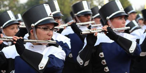 Band Gears Up for Marching Season