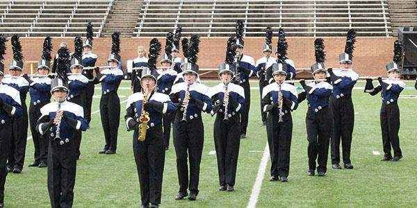 Band Sweeps Competitions