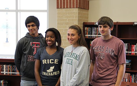 Student Athletes Acknowledge Achievements