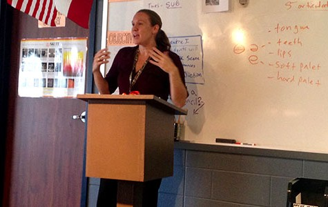 Fine Arts Department Welcomes New Teacher