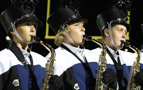Band Competes With State on Their Minds