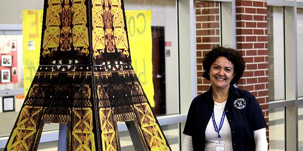 French Club and Student Council Honor Paris
