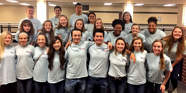 Student Council Attends Leadership Convention