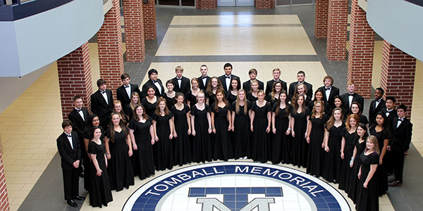 First Choir Student Makes All-State