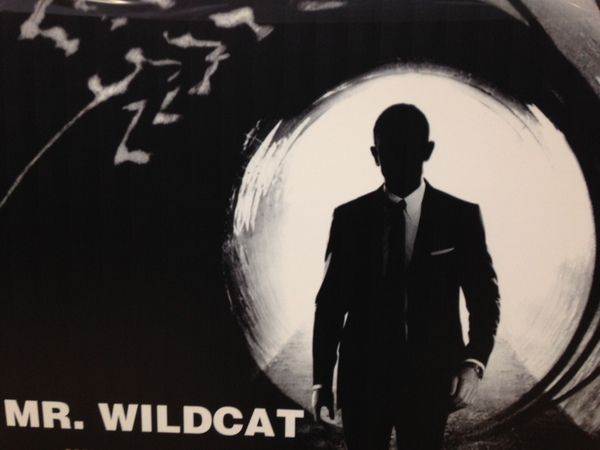 Senior Ladies Host Mr. Wildcat