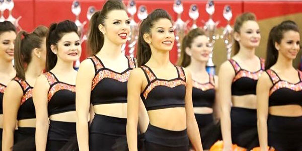 Silver Stars Sweep Awards at Contest