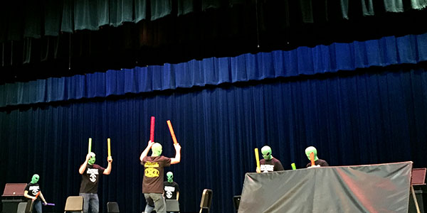 5th Annual Night of Percussion Review