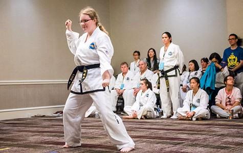 Kicking Her Way to World Championships