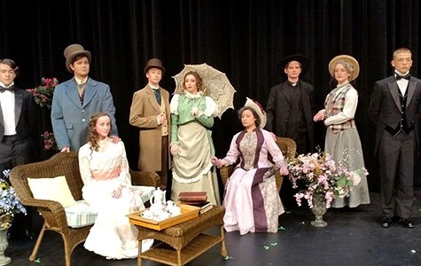 "UIL One Act ""The Importance of Being Earnest"" Review"