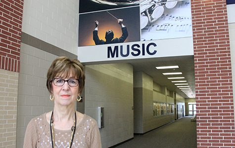 Choir Director Departs
