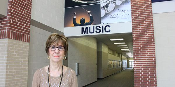 Choir Director Departs
