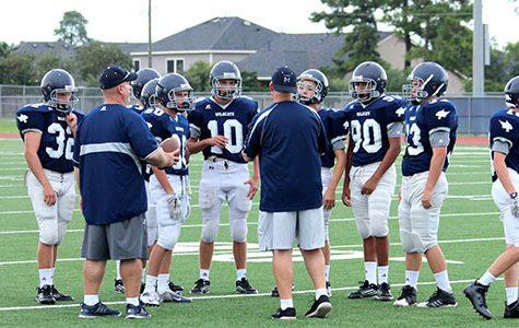 JV, Sophomore,and Freshman Teams Play Thursday Night Football