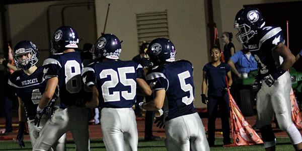 Wildcats Win Against Waller Bulldogs
