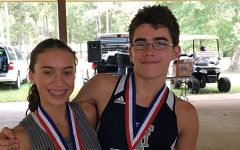 Sancho-Spore Siblings Take on Cross Country Regionals