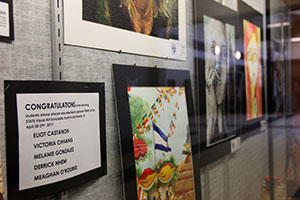 Art Students Advance to State
