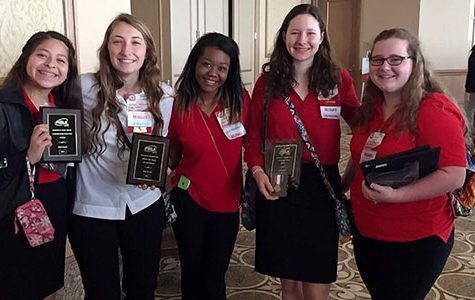 FCCLA Members Headed to State