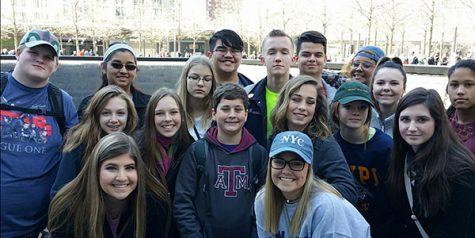Choir Returns From NYC Trip