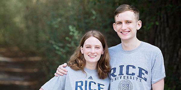 Twins Take on Rice University