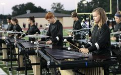 Band Places First in Galena Park Contest