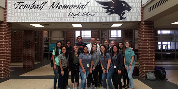 StuCo Shows Principal Appreciation