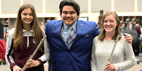 Area Musicians Advance to State