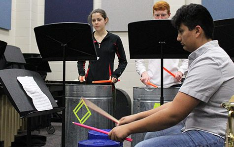 A Journey Through the Percussion Section