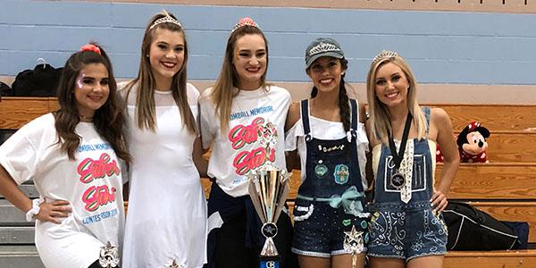 Silver Stars Shine their Way into Contest Season