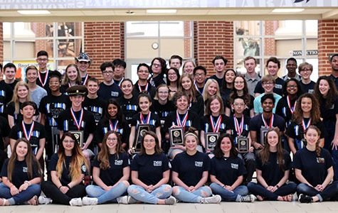 UIL Team Wins First Place