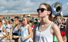 Summer band kicks into high gear