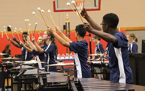 Percussionists sweep Drums of Fall contest