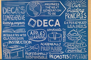 New club DECA prepares the future of business