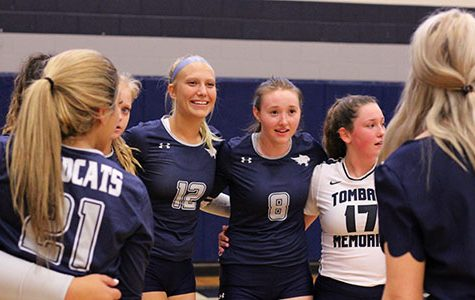 Volleyball gears up for District Champs battle against Cy Ranch