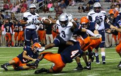 Varsity football breaks down the Bridgeland Bears