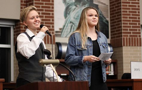 Writers' Club hosts first ever poetry slam