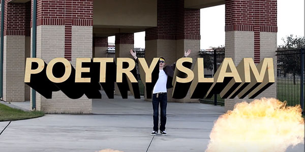 Poetry slams this Thursday