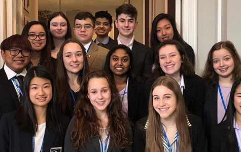 DECA student to travel to internationals