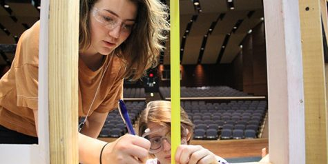 Theater to compete at One-Act Play contest