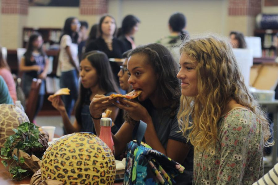 New Student Luncheon: Photos