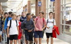 Class meetings kick off the year with modified bell schedule