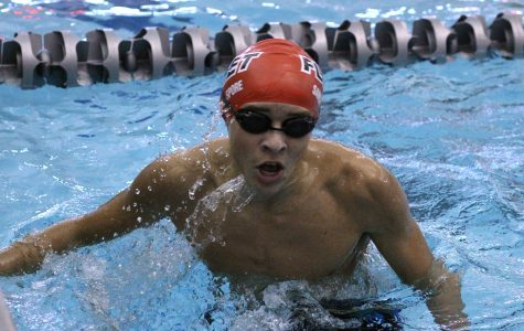 Swimmers head into new season with annual competition