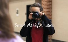 Senior Yearbook Ad Information