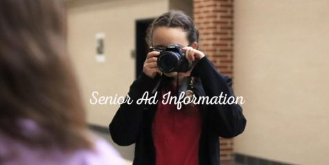 Senior portraits and ads due in October