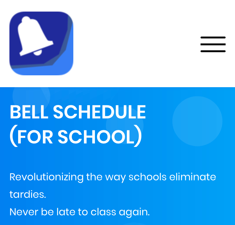Late to class? New app aims to curb tardies