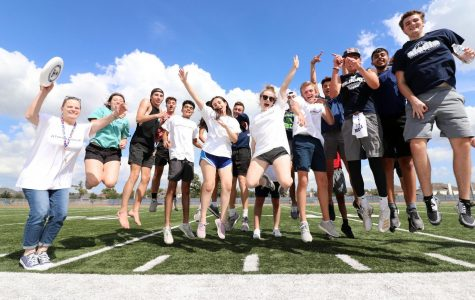 Gallery: Students battle in frisbee tournament
