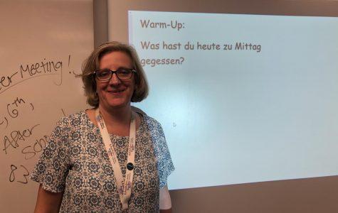 New teacher leads German classes